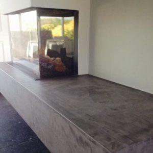 Ecowonen stucdeco meubel in lathum - Deco badkamer meubels ...
