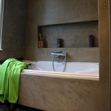 ecowonen | badkamer zonder tegels helemaal van nu, Badkamer