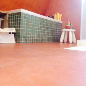 Ecowonen  Badkamer zonder tegels helemaal van Nu