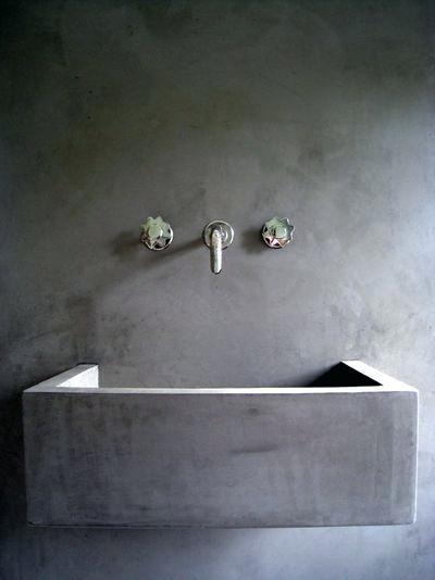 Tadelakt badkamer